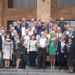 AUA Faculty, Researchers Attend Swedish-Armenian Contact Seminar
