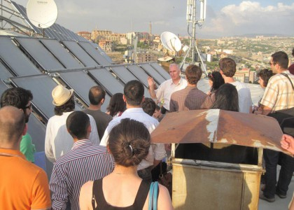 Sustainable Energy Projects at AUA Cut Costs, Reduce Carbon Footprint in Armenia