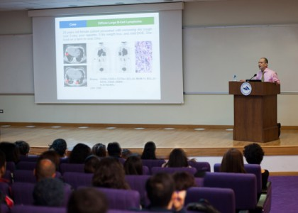 Public Health Seminar Explores Latest Scientific Breakthroughs in Blood Malignancies