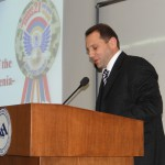 Defense Ministry Lecture at AUA Marks 21st Anniversary of Armenia's Armed Forces