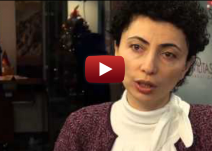 AUA Public Health Expert Discusses Armenia's Health Issues on CivilNet TV