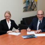 AUA, UNICEF Confirm Plans for Partnership