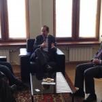 Argentina's Ambassador to Armenia Visits AUA