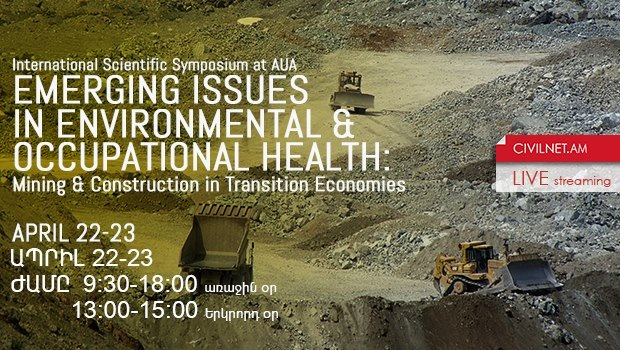 International Scientific Symposium on  Emerging Issues in Environmental and Occupational Health: Mining and Construction in Transition Economies