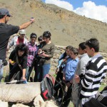 AUA Acopian Center for the Environment Works with Yerevan High Schools