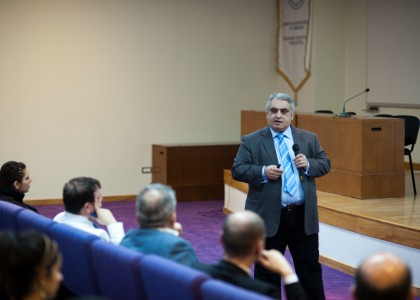 Thinking About Thinking: Advocacy, Diplomacy and the Armenian Genocide