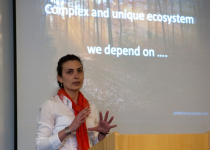 AUA ACE Public Lecture Examines Forest Management in Armenia