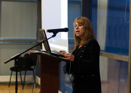 AUA Public Lecture Explores Roots and Impact of African American Literature