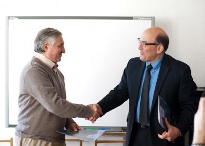 AUA Signs MoU with Mkhitar Sebastatsi School, Partnership to Focus on Environmental Education