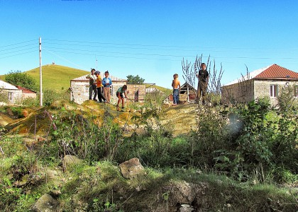 AUA Evaluates 25 Toxic Waste Sites Near Communities in Armenia