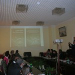 "Presentation of ""Copyright for Librarians: the essential Handbook"""