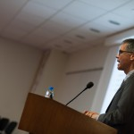 Jean Monnet Guest Lecture Examines European Union Foreign Policy