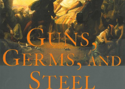 Book of the Week: Guns, Germs, and Steel