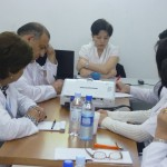 Meghrigian Institute Completes Ophthalmic Trainings in Gegharkunik and Tavush marzes