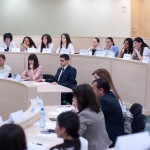 AUA Students Gain Firsthand Experience in Diplomacy and Debate at Model European Union