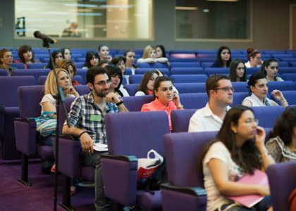 AUA's MA TEFL Program Collaborates with Local Universities for the Second Annual Student Research Conference
