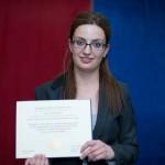 AUA's 2013 Vartkess M. Balian Merit Award Goes to Kristine Goroyan