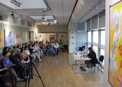 Healing Words Seminar Bridges Public Health and Literature