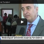 Media Coverage: Opening of the Turpanjian Center for Rural Development and Adult Education in Gyumri