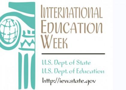 International Education Week 2013, November 11-15