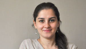 ACCOLADES:  Tatevik Sargsyan, Certificate in Translation Program Alumna