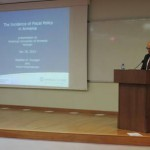 AUA and World Bank Host Lecture Examining Fiscal Policy in Armenia