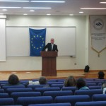 PSIA Lecture Series Explores EU Policy toward Armenia