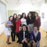 """AUA's """"Star Jam"""" Student Music Club Gives Captivating First Performance"""
