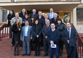 AUA Acopian Center for the Environment Continues EU Project on Natural Wastewater Treatment Systems
