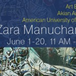 "Art Exhibition: ""More Than a White Canvas"" ft. Zara Manucharyan"