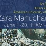 "Art Exhibition: ""More Than a White Canvas"" ft. Zara Manucharyan"