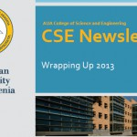 College of Science & Engineering Newsletter