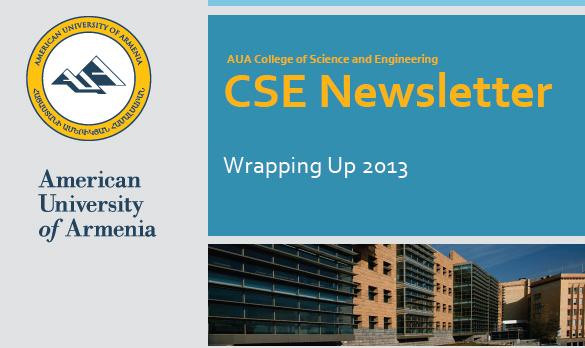college  science engineering newsletter aua newsroom