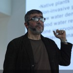 AUA ACE Director Discusses Environmentally Sustainable Cities with Students at TUMO
