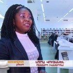 AUA Student Shares Why She Left Cameroon to Study at AUA