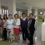 "AUA Hosts the ""PEOPLE"" Promoting Educational Organization through peoPLE Project Team"