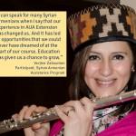 AUA for Syrian Armenians: Verjine Zabounian's Story