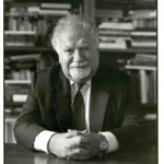 Dr. Vartan Gregorian Continues to Support AUA's AGBU Papazian Library