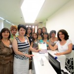 AGBU Papazian Library Hosts Training for Kapan Librarians