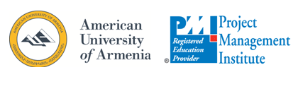 American University of Armenia Approved as Registered Education Provider by Project Management Institute