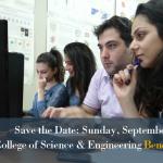 College of Science & Engineering Benefit Dinner