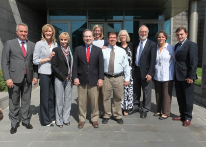 AUA Hosts WASC Senior College and University Commission