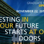 Graduate Programs Open House
