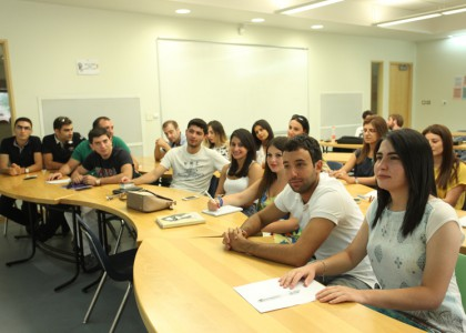 AUA Holds Open House for Master of Business Administration Prospective Students