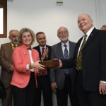 AUA Honors Richard Hovannisian for Donation of His Book Collection to AGBU Papazian Library