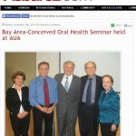 Asbarez: Bay Area-Conceived Oral Health Seminar held at AUA