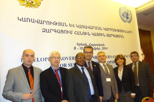 Acopian Center for the Environment Co-Organizes United Nations Workshop on Governance for Sustainable Development