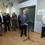 Akian Gallery Opens New Exhibit from Dr. Haroutune Armenian, President Emeritus of AUA