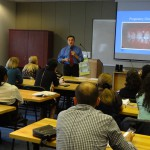 Oral Health Seminar at AUA Sparks Ideas for Nationwide Changes
