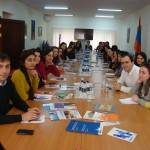 PSIA Students Visit OSCE Office in Yerevan
